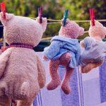 Как часто необходимо стирать домашние мягкие игрушки